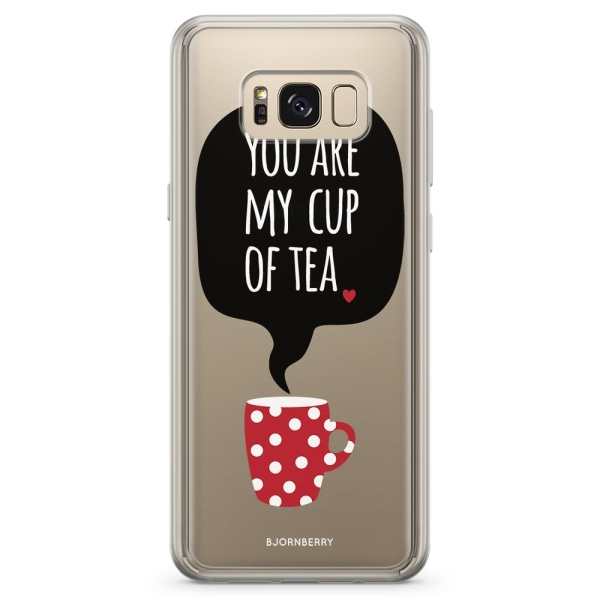 Bjornberry Skal Hybrid Samsung Galaxy S8+ - You Are My Cup Of