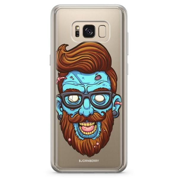 Bjornberry Skal Hybrid Samsung Galaxy S8+ - Zombie Hipster