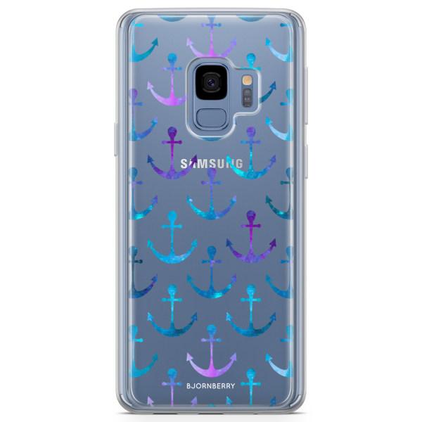 Bjornberry Skal Hybrid Samsung Galaxy S9 - Ankare