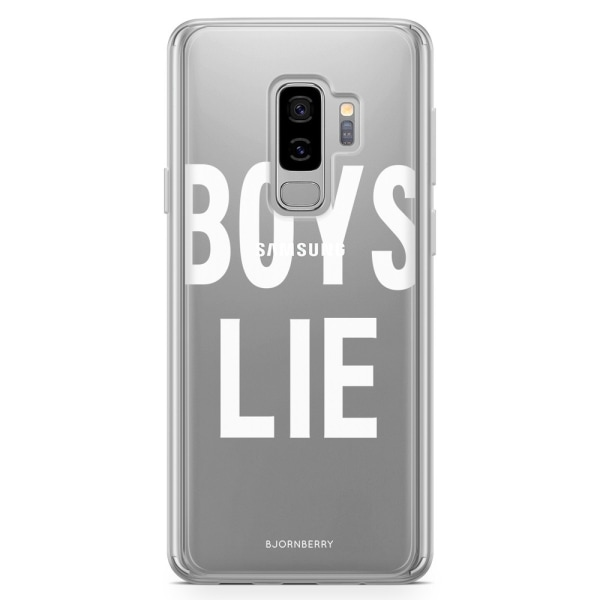 Bjornberry Skal Hybrid Samsung Galaxy S9+ - BOYS LIE