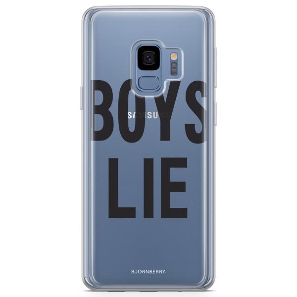 Bjornberry Skal Hybrid Samsung Galaxy S9 - BOYS LIE