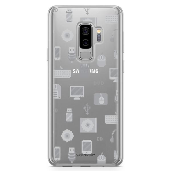 Bjornberry Skal Hybrid Samsung Galaxy S9+ - Pixel Art