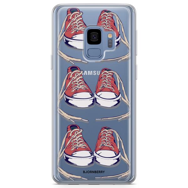 Bjornberry Skal Hybrid Samsung Galaxy S9 - Skor