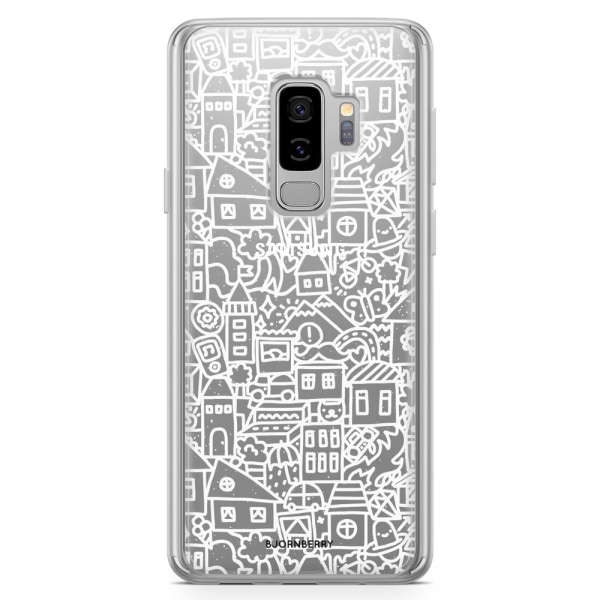 Bjornberry Skal Hybrid Samsung Galaxy S9+ - Stadsliv