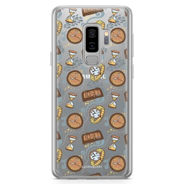 Bjornberry Skal Hybrid Samsung Galaxy S9+ - Tid
