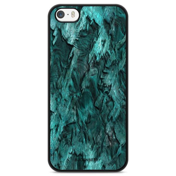 Bjornberry Skal iPhone 5/5s/SE - Grön Kristall