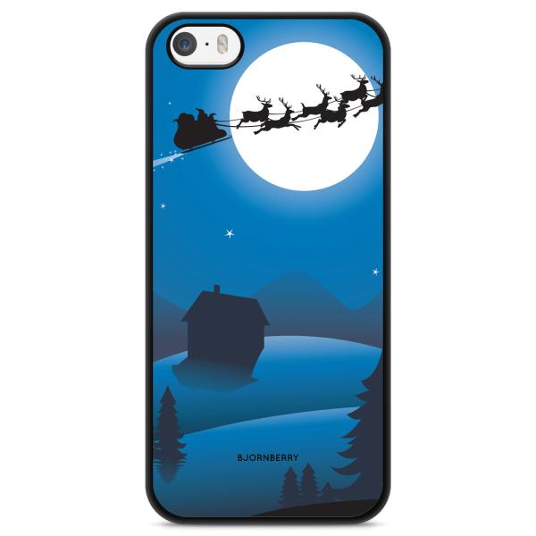 Bjornberry Skal iPhone 5/5s/SE - Julsläde