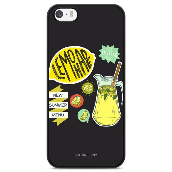 Bjornberry Skal iPhone 5/5s/SE - Lemon Summer