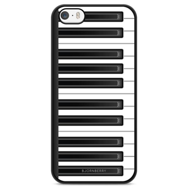 Bjornberry Skal iPhone 5/5s/SE - Piano