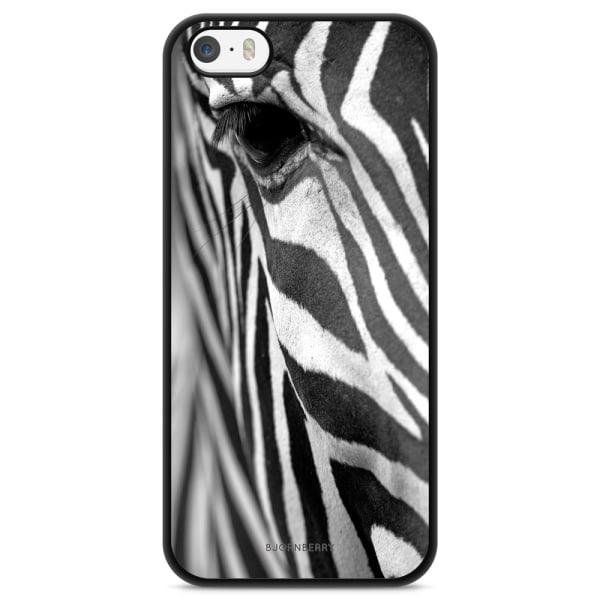 Bjornberry Skal iPhone 5/5s/SE - Zebraöga