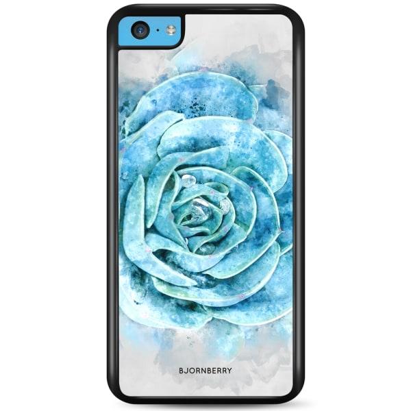 Bjornberry Skal iPhone 5C - Blå Kaktus