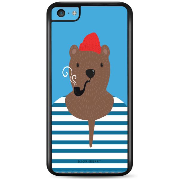 Bjornberry Skal iPhone 5C - Hipster Björn