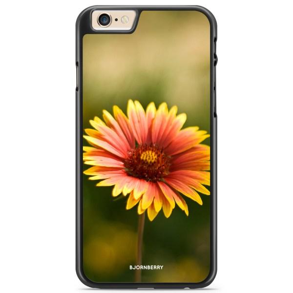 Bjornberry Skal iPhone 6/6s - Gul Blomma