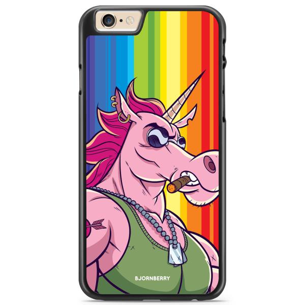 Bjornberry Skal iPhone 6 Plus/6s Plus - Muscle Unicorn