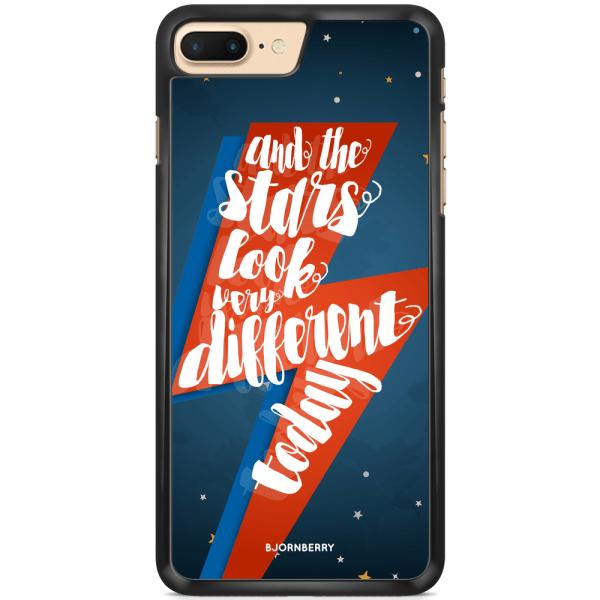 Bjornberry Skal iPhone 7 Plus - Bowie text