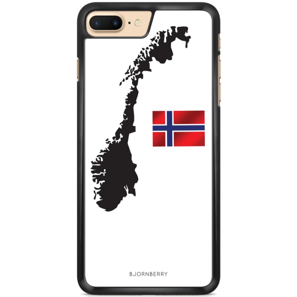 Bjornberry Skal iPhone 7 Plus - Norge