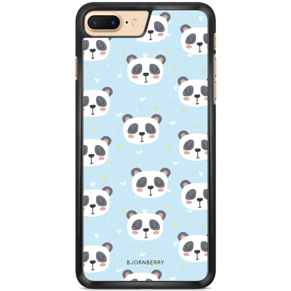 Bjornberry Skal iPhone 7 Plus - Pandamönster