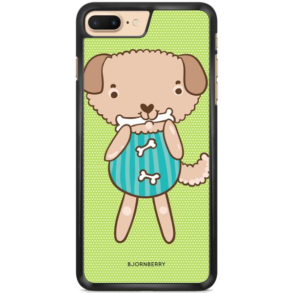 Bjornberry Skal iPhone 7 Plus - Söt Hund