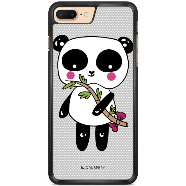 Bjornberry Skal iPhone 7 Plus - Söt Panda