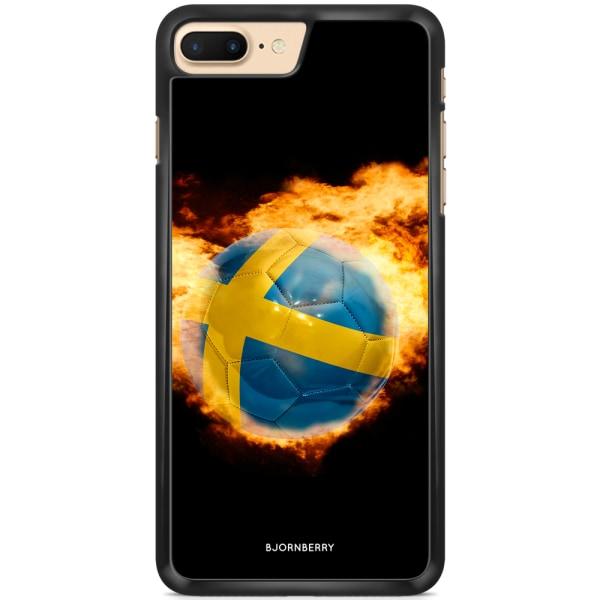 Bjornberry Skal iPhone 7 Plus - Sverige Fotboll