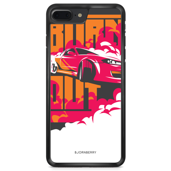 Bjornberry Skal iPhone 8 Plus - Burn out