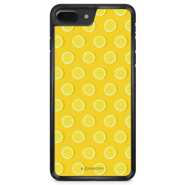 Bjornberry Skal iPhone 8 Plus - Citroner