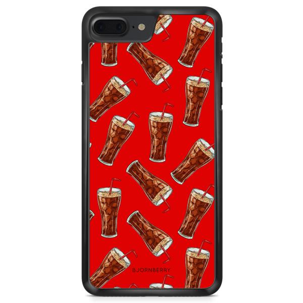 Bjornberry Skal iPhone 8 Plus - Cola