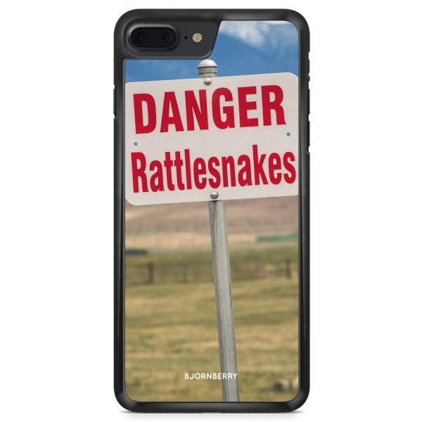 Bjornberry Skal iPhone 8 Plus - DANGER