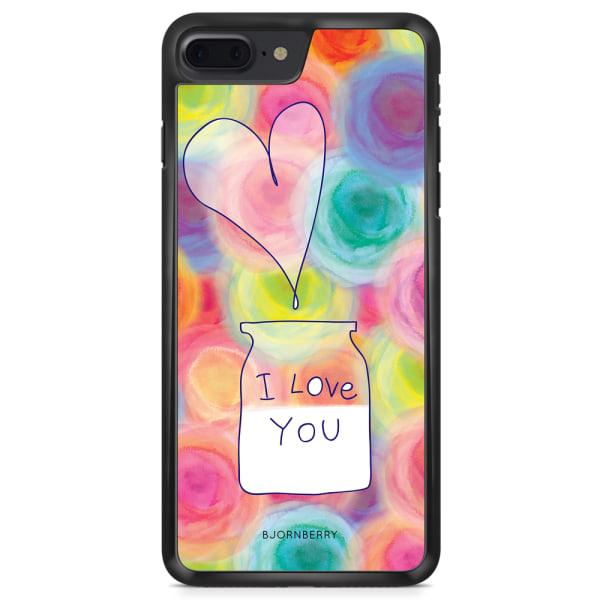 Bjornberry Skal iPhone 8 Plus - I love you