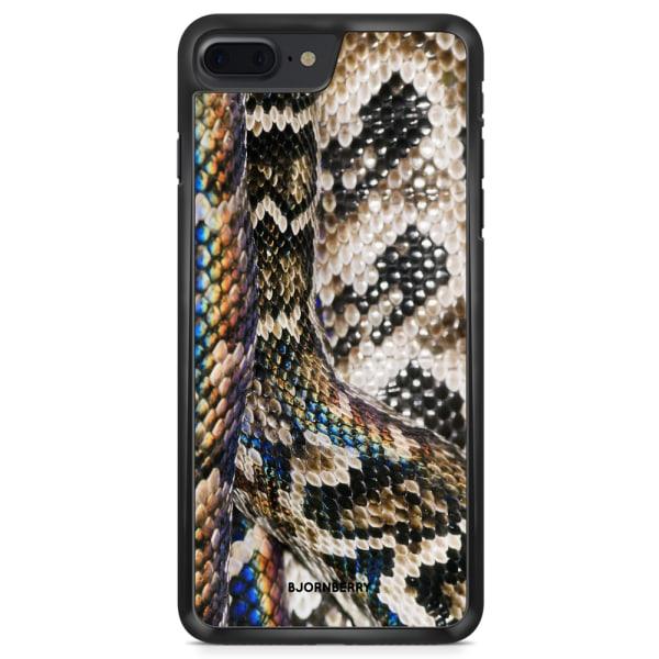 Bjornberry Skal iPhone 8 Plus - Ormskinn