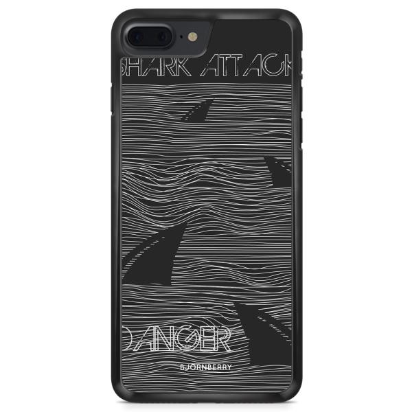 Bjornberry Skal iPhone 8 Plus - Shark Attack