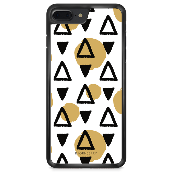 Bjornberry Skal iPhone 8 Plus - Trekanter