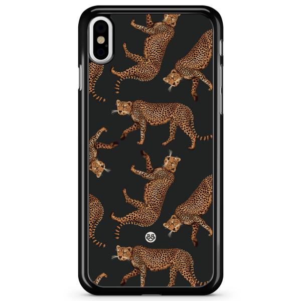 Bjornberry Skal iPhone X / XS - Cheetah