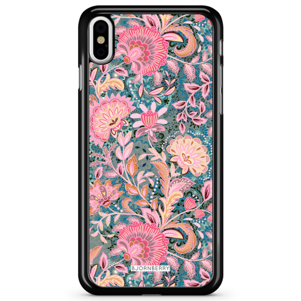 Bjornberry Skal iPhone X / XS - Fantasy Flowers