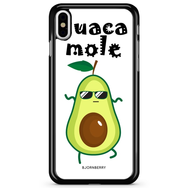 Bjornberry Skal iPhone X / XS - Guacamole