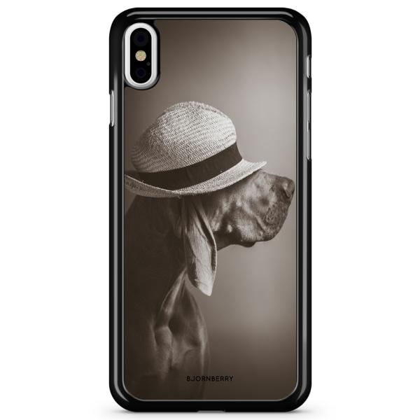 Bjornberry Skal iPhone X / XS - Hund med Hatt