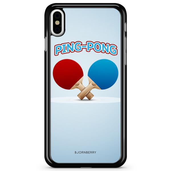 Bjornberry Skal iPhone X / XS - Ping-Pong