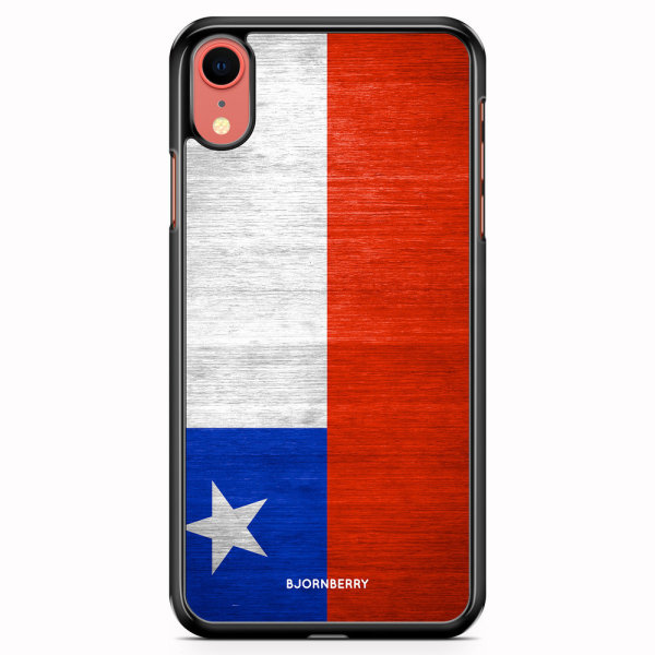 Bjornberry Skal iPhone XR - Chiles Flagga