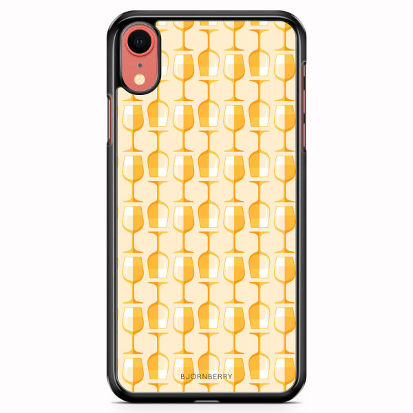 Bjornberry Skal iPhone XR - Glasmönster