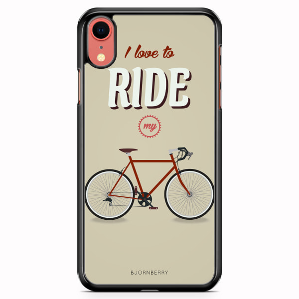 Bjornberry Skal iPhone XR - Ride My Bicycle