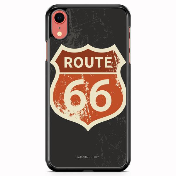Bjornberry Skal iPhone XR - Route 66