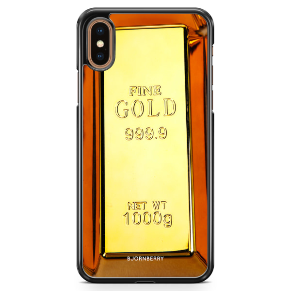 Bjornberry Skal iPhone XS Max - Guldtacka
