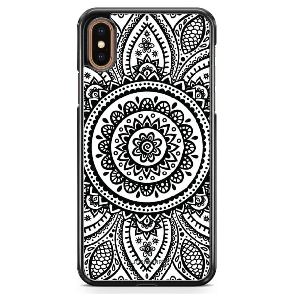 Bjornberry Skal iPhone XS Max - Henna Mandala