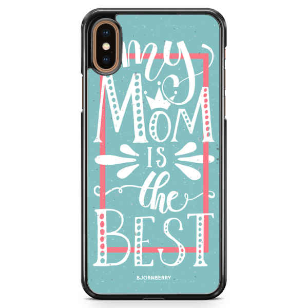Bjornberry Skal iPhone XS Max - Mom is the best