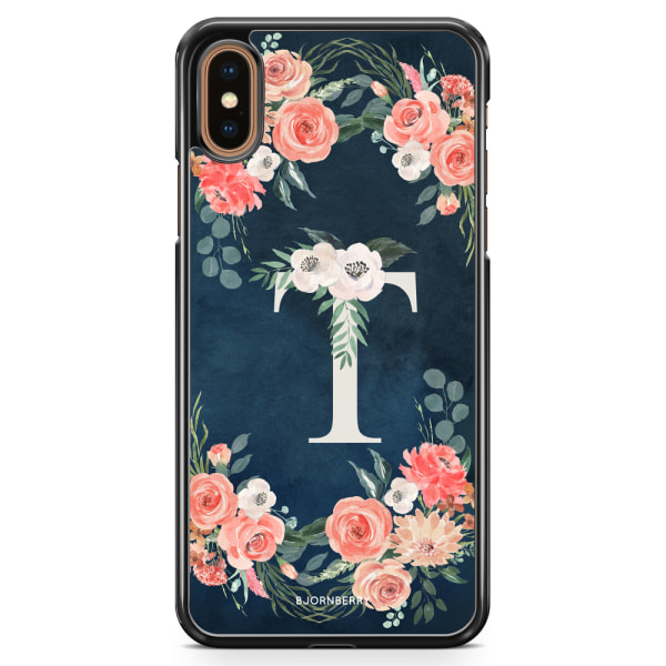 Bjornberry Skal iPhone XS Max - Monogram T