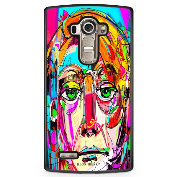 Bjornberry Skal LG G4 - Abstrakt Porträtt