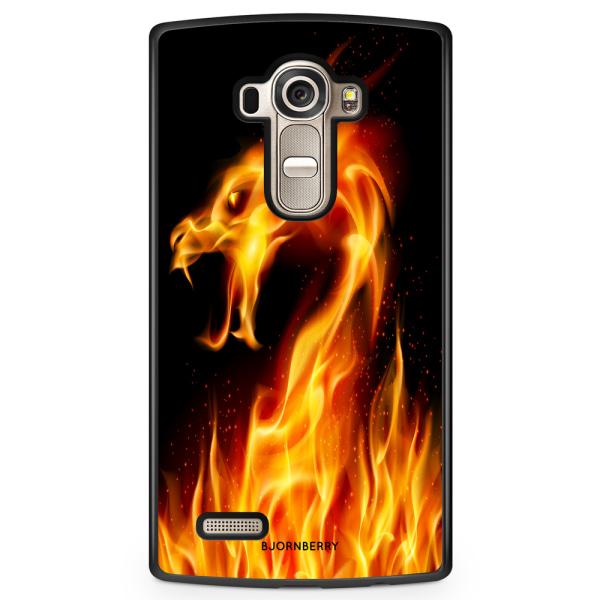 Bjornberry Skal LG G4 - Flames Dragon