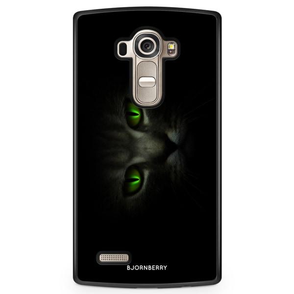 Bjornberry Skal LG G4 - Gröna Kattögon