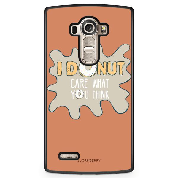 Bjornberry Skal LG G4 - I Donut Care