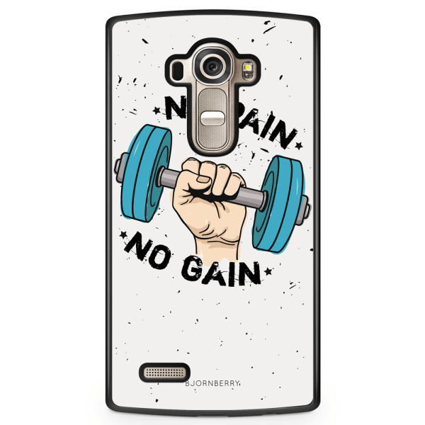 Bjornberry Skal LG G4 - No Pain No Gain
